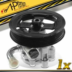 Power Steering Pump W Pulley For Chevrolet Caprice Pontiac G8 2009 2012 20 2405