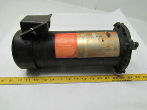 Imo 3 4hp Variable Speed Dc Motor 1750rpm 90vdc Shaft Dia 5 8 Shaft Length 2