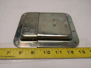 Southco Rotary Action Recessed Draw Latch Hasp