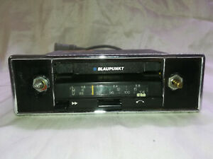 Blaupunkt Vintage Lubeck Cr Car Radio For Parts Or Repairs