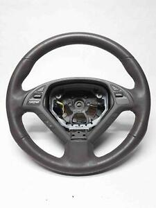 2015 Infiniti Q40 Steering Wheel Grey With Buttons