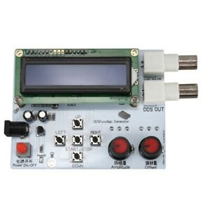 2x dds Function Signal Generator Module Sine Square Sawtooth Wave Kit T7o6