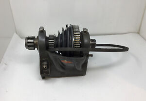 Atlas Craftsman 10 Metal Commercial Lathe Headstock Assembly 10a 2b Complete