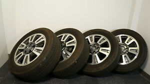 20 Toyota Tundra Oem Factory Alloy Wheels And Tires