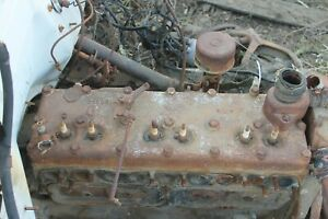 1946 1947 1948 1949 1950 Dodge Plymouth Cylinder Head of