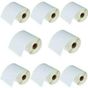 8 Roll 220 Shipping Postage Labels For Dymo 4xl 1744907 Bpa Free 4 X 6