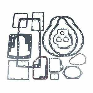 Rear Housing Overhaul Gasket Set International 1486 1466 766 1066 706 966 1086