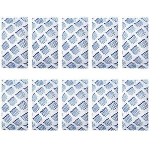 Dry amp 300 Gram 10 Packets Silica Gel Premium Pure Safe Packs Desiccant For