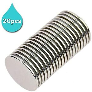 Stritra N52 Strong Permanent Neodymium Rare Earth Ndfeb Round Thin Magnets For