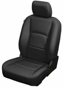 2013 18 Ram Crew Cab 1500 2500 Katzkin Black Leather Seat Replacement Covers