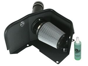 Afe Power Magnum Force Stage 2 Pro Dry S Intake Kit For 94 1997 Ford 7 3l Diesel