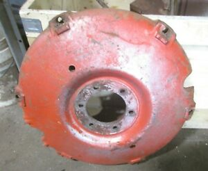 Used Allis Chalmers Wc Tractor Rear Wheel Center Am3082 9