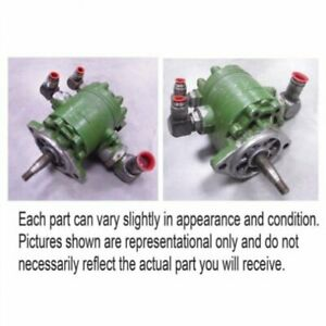 Used Main Hydraulic Pump John Deere 7720 6620 Ah118327