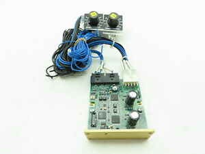 Intelligent Motion Systems Pcb B100221 Motor Drive Dual Speed Control Board