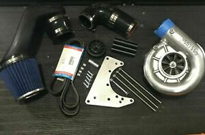 05 Mustang Ford V6 4 0 Sohc Turbo Supercharger