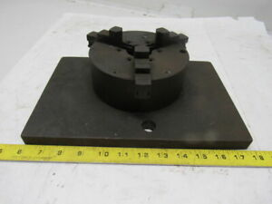 6 Dia X 1 1 2 Id Self Centering Work Holding Fixture Chuck