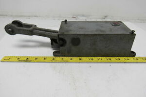Cutler Hammer 10316h67a Vintage 600v Max Interupter Electric Contact Switch