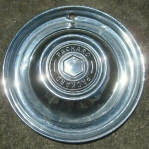 Nice Used Hub Cap 1951 1954 Packard