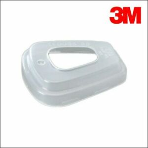 1 Pair 2 3m 501 Filter Retainer For 5n11 And 5p71 7502 6200 3m501