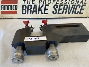 Ammco Brake Lathe 6950 Cutting Head For Rotors Extra Depth Demo Unit Great Cond