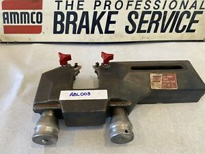 Ammco Brake Lathe 6950 Cutting Head For Rotors Extra Depth For Larger Rotors