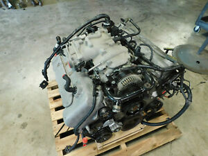 03 04 Ford Mustang Mach 1 4 6l Dohc Engine Motor Assembly 114k Mile Take Out E22