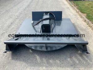 72 Skid Steer Brush Mower
