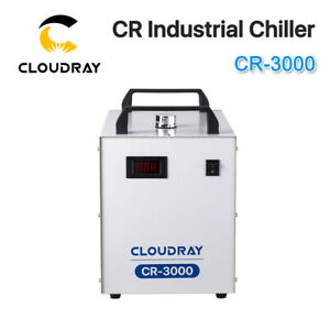 Cloudray Cr3000 Industry Water Chiller For 60w 80w Laser Tube Engraver Cutter