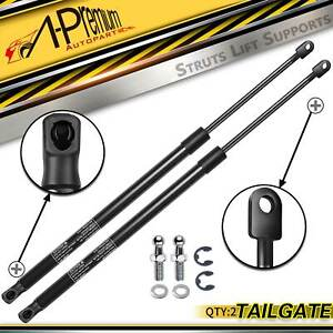 A premium 2x Rear Hatch Lift Supports Shock Struts For Acura Integra 1994 2001
