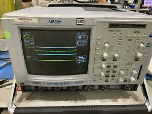 Lecroy Oscilloscope Lc534a 1ghz 4 channel Tested Working