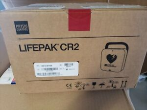 Aed Physio control Lifepak Cr2 Automatic 16 12 2024 Exp With Handle New