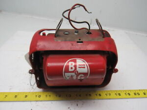 Bell Gossett 111031 Water Circulating Motor 1 6 Hp 1725 Rpm