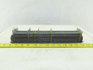 Entrelec M4 6 Din Rail Mount Terminal Blocks 600v 25a Mixed Lot Of 45