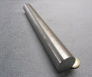 416 Stainless Steel Rod 1 375 1 3 8 Diameter X 12 Inch Length
