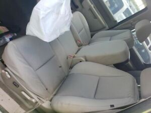 Driver Front Seat Bucket And Bench Cloth Fits 12 13 Sierra 1500 Pickup 2504526