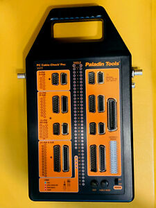 Pc Cable Check Pro Model 1577 Paladin Tools used