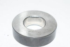 Mitutoyo 177 184 Setting Bore Gage Ring 1 0002 1