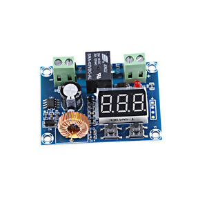 Xh m609 12 36v Dc Battery Low Voltage Disconnect Protection Module _ychas