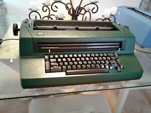 Ibm Selectric Iii Typewriter Reconditioned To New Condition