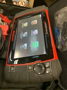 Snap on Modis Ultra Eems328 V18 4 Diagnostic Scanner Lab Scope Perfect Condition