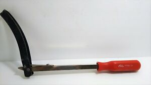 Mac Tools Ft15a Flywheel Turner W Red Comfort Grip Hard Handle Usa Made