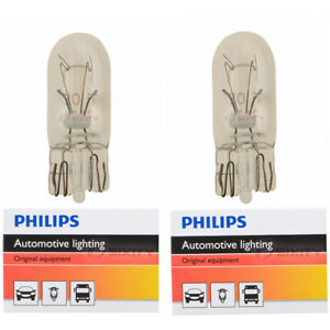 Philips Front Side Marker Light Bulb For Rolls royce Silver Wraith Ii Silver Qa