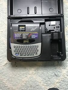 Brother P touch Extra Label Printer Model pt 300