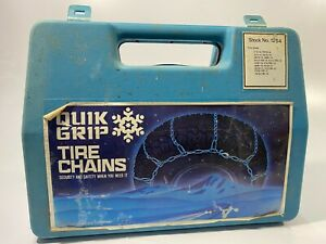 Snow tire Chains Security 1254 225 60 16 205 65 16 215 65r16 215 70 16