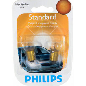 Philips Front Side Marker Light Bulb For Rolls royce Silver Wraith Ii Silver Fy