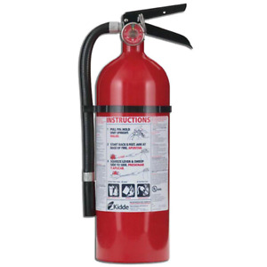 Kidde 2a 10b c Dry Chemical Fire Extinguisher Emergency Home Office Hotel Safety