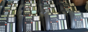 Nortel Norstar Mics Telephone System Callpilot 100 And 19 T7316 Phones