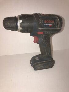Bosch Hammer Drill Driver Hds181a 18v Lithium ion 1 2 Bare Tool Works Great