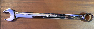 Snap on Tools Usa New 7 8 Sae Flank Drive Plus 12pt Chrome Combo Wrench Soex28
