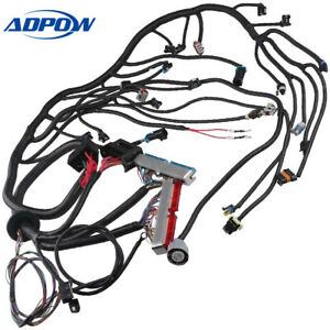 Engine Standalone Wiring Harness Fit For 1997 2006 Ls1 Engines 4 8 5 3 6 0 4l60e